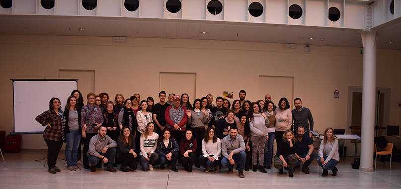 BRAVE: il primo incontro internazionale a Modena