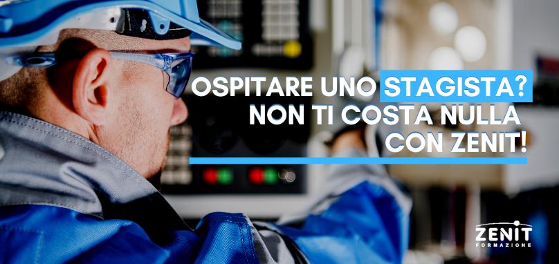 Stage Operatore CNC - ZENIT